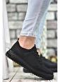 Riccon Siyah Kırmızı Erkek Sneaker Rcng12504 Siyah